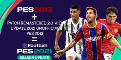 PES 2013 Patch 2021 PC Download Remastered V2 AIO