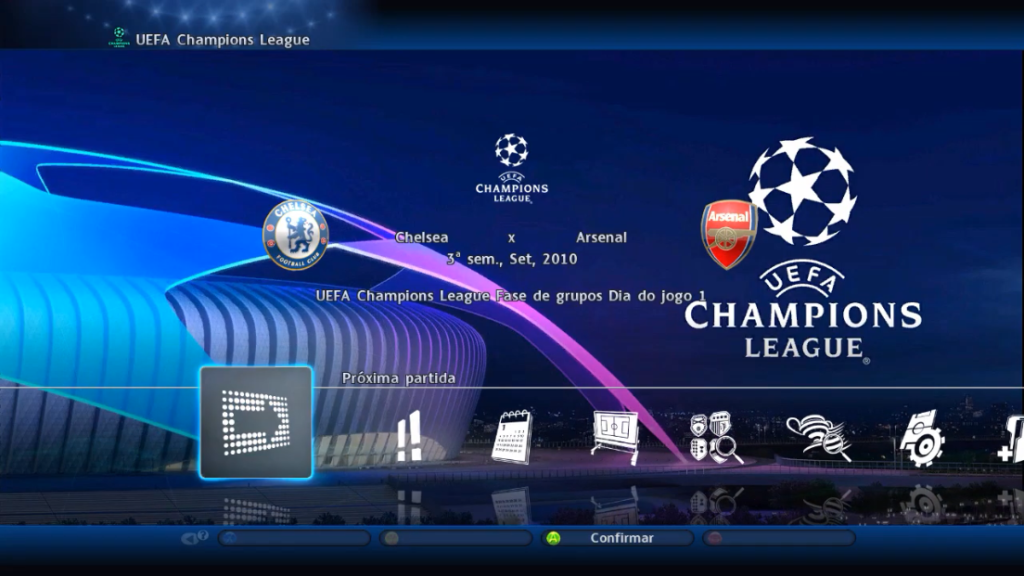 UCL For PES11